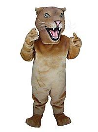Löwin Maskottchen