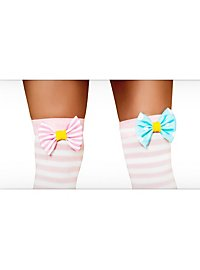 Lollipop Stocking Bows