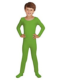 Long body for children green