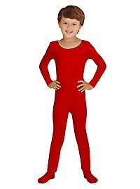 Long body for children red