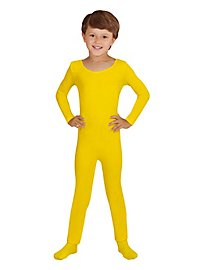 Long body for children yellow
