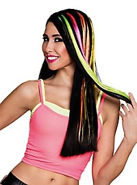 Long Extensions four-coloured
