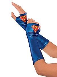 Longues mitaines Supergirl