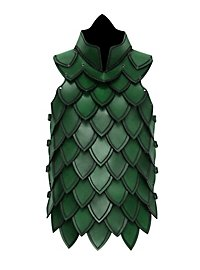 Lord Cuirass with Gorget green