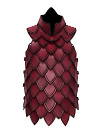 Lord Cuirass with Gorget red