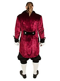 Lord Dress Coat wine red