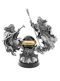 Lord of the Rings Battle of the Magicians Sculpture