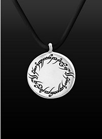 Lord of the Rings - Charm with Elven Inscription