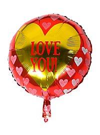 Love You! Folienballon