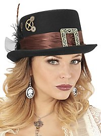 Low Steampunk top hat