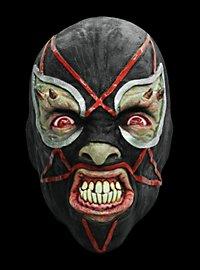 Luchador Satanico Maske aus Latex