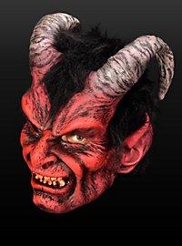 Lucifer à cornes Masque en latex