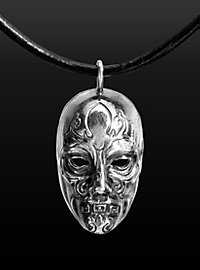 Lucius Malfoy Death Eater Mask Pendant