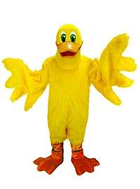 Lucky Duck Mascot