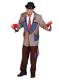 Lumpiger Clown Kostüm