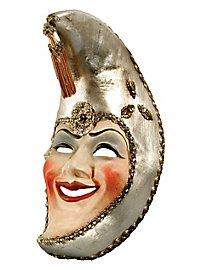 Luna Franco argento - Venetian Mask