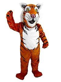 Lustiger Tiger Maskottchen