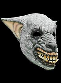 Lykaner Maske des Grauens aus Latex