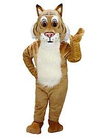 Lynx sympathique Mascotte