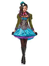 Mad Hatter Deluxe Womens Costume