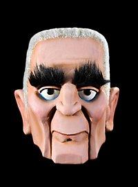 Mad Monster Party Baron Boris von Frankenstein Maske aus Latex