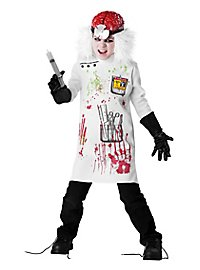 Mad Scientist Kids Costume