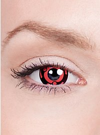 Madaras Mangekyo Sharingan Effect Contact Lenses