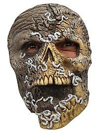 Madenmumie Maske