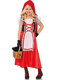 Märchenhaftes Rotkäppchen Kostüm