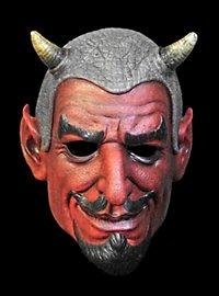 Märchenteufel Maske aus Latex