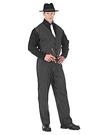Mafia boss costume
