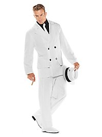 Mafia costume white