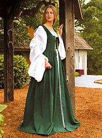 Maid green Costume