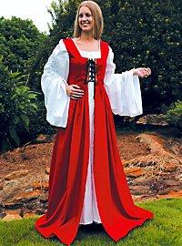 Maid red Costume