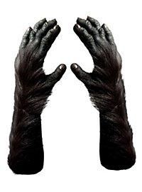Mains de gorille