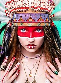 Make-up Set Festival Indian 2