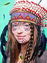 Make-up Set Festival Indianer 1