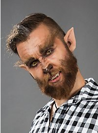 Make-up Set Hipster Werwolf