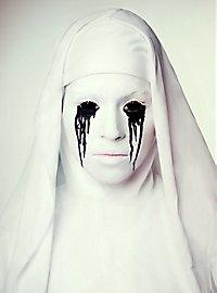 Make-up Set Horror Nun