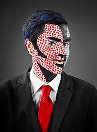 Make-up Set Pop Art Man