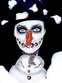 Make-up Set Snowman