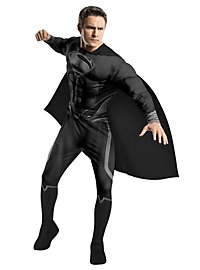 Man of Steel Black Suit Superman Costume