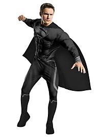 Man of Steel Black Suit Superman Costume