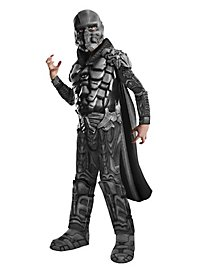 Man of Steel General Zod Deluxe Kids Costume