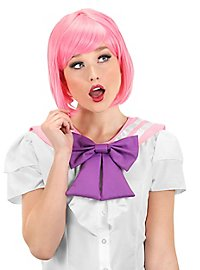 Manga sailor collar pink