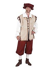 Manservant Costume