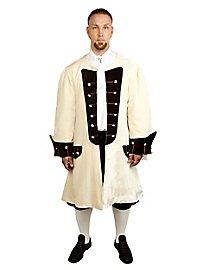 Manteau de bailli blanc