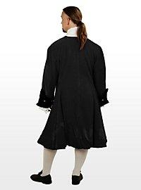 Manteau de bailli noir