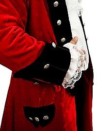 Manteau de bailli rouge
