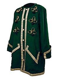 Manteau de capitaine vert